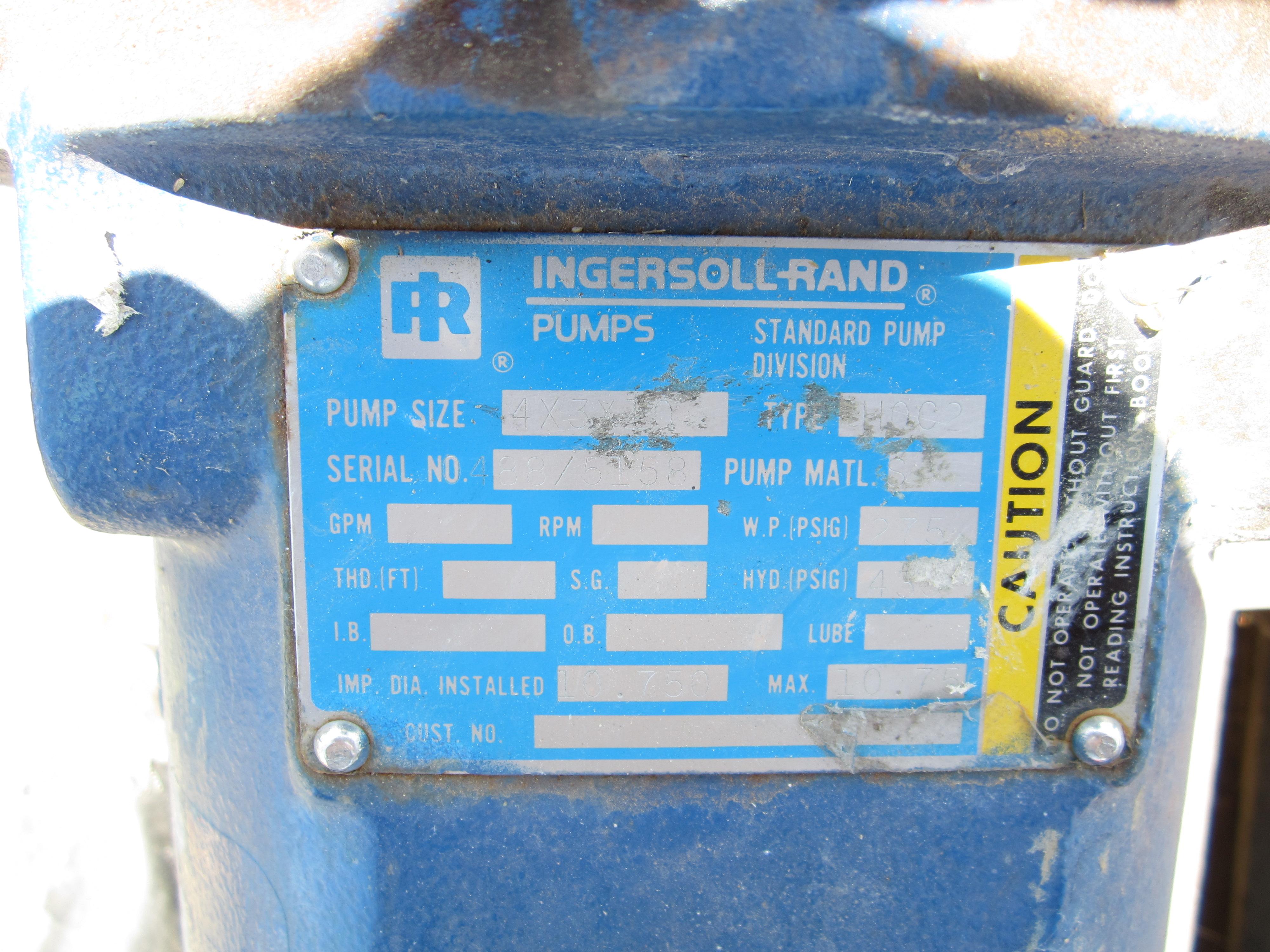 Compressor Pump & Engine surplus pumps
